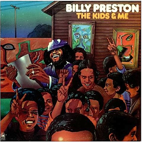 Billy_Preston_-_The_Kids_&_Me