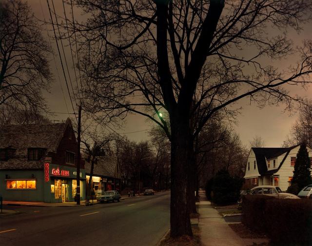 meyerowitz NJ dusk '78